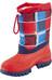 CMP Campagnolo Tykky Snow - Botas - rojo/azul
